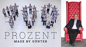 Gruppenbild mit Günter