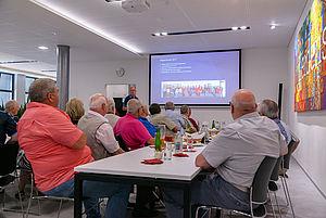 KIESELMANN RentnerInnen Treffen 2018