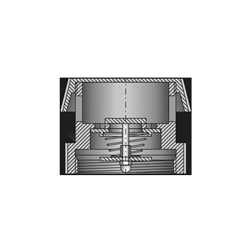 Druckausgleichventil 6131