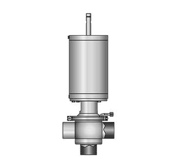 GEMBRA Aseptic T-valve 5838 SS-S