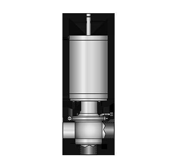GEMBRA Aseptik T-Ventil 5838 SS-S