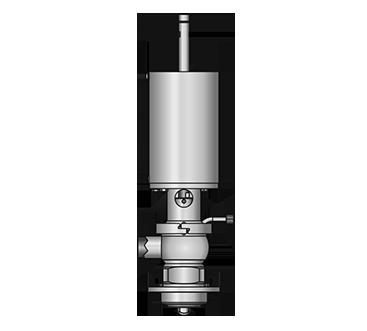 GEMBRA Aseptik-Tankauslauf-Doppelsitzventil 5859 S