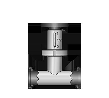 Throttle valve 5062 G-G