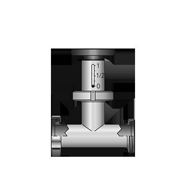 Throttle valve 5063 K/M-G
