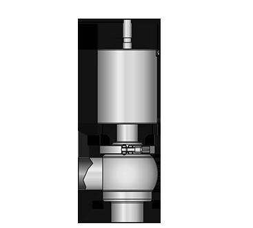 KI-DS Angle valve, 5506 S-S