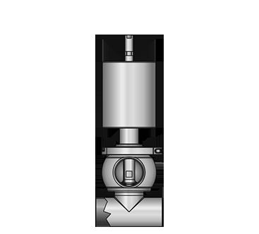 KI-DS Loop valve 5518 S-SS