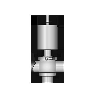 KI-DS T-valve 5508 SS-S