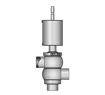 KI-DS Two-way changeover valve 5514 S-S-S