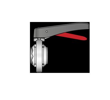 Scheibenventil 4301 S-S