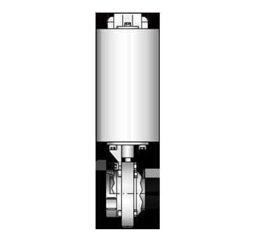 Scheibenventil  4402 G-S
