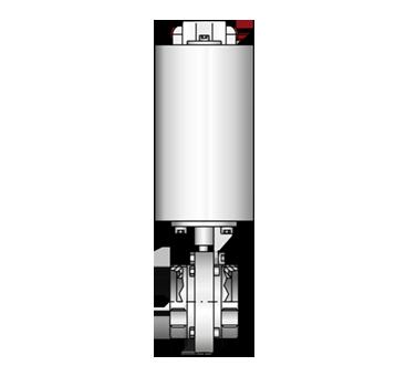 Scheibenventil  4403 G-G